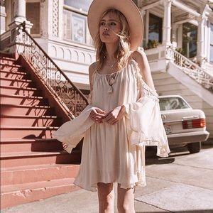 Like new Spell Florence Mini dress, XS